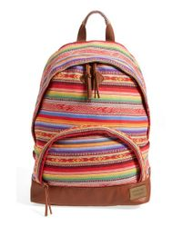 Rip Curl - Multicolor 'sunset Surf' Backpack - Lyst