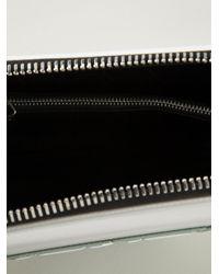 KENZO - Metallic '' Clutch - Lyst