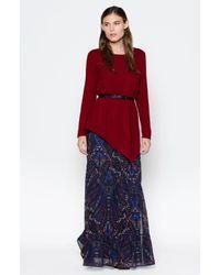 Joie Red Tambrel Sweater
