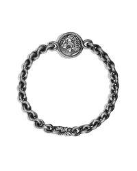 David Yurman | Metallic Petrvs Lion Bracelet for Men | Lyst