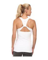 Beyond Yoga | White Raise It Higher Tank Top | Lyst
