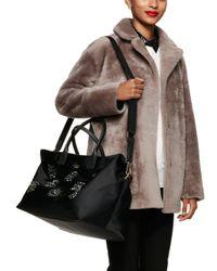 kate spade new york - Black Classic Nylon Jewels Lyla - Lyst