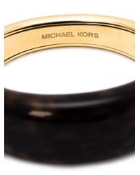 Michael Kors Metallic Tortoise Bangle Bracelet