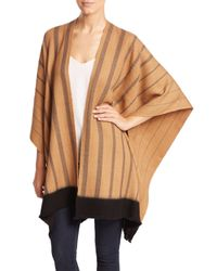 Bajra - Brown Mernio Wool Serape - Lyst