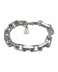 Theo Fennell | Metallic Men's Alias Gluttony & Temperance Large Link Bracelet for Men | Lyst