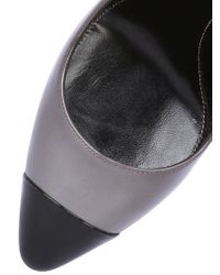 Sergio Rossi Black 105Mm Lady Jane Patent Leather Pumps