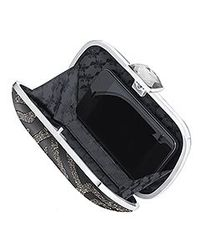 Swarovski Black Nirvana Star Tiger Bag