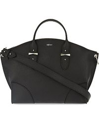 Alexander McQueen | Black Legend Classic Medium Leather Shoulder Bag | Lyst