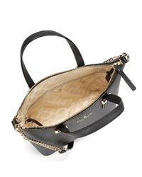 Kate Spade | Black Harmony Leather Crossbody Bag | Lyst