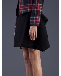 Vivienne Westwood Anglomania Black Consort Skirt