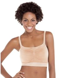 Spanx Natural Pillow Cup Signature Unlined Full Coverage (very Black) Women's Bra