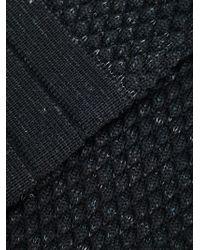 S.N.S Herning | Black 'torso' Scarf for Men | Lyst