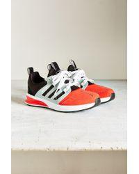 Adidas | Multicolor Leather Sl Loop Running Sneaker | Lyst