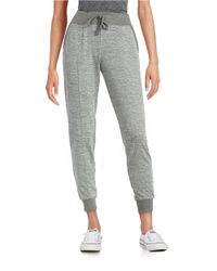 Marc New York Gray Knit Joggers