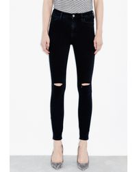 M.i.h Jeans | Blue Bridge Jean | Lyst