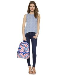 LeSportsac - Blue Beams X Basic Backpack - Native - Lyst