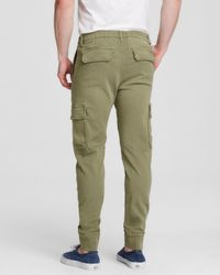 Joe's Jeans - Green Cargo Jogger Pants for Men - Lyst