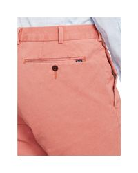 Polo Ralph Lauren - Red Slim-fit Stretch Chino for Men - Lyst