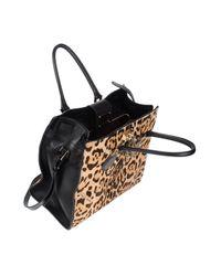 Roberto Cavalli - Natural Handbag - Lyst
