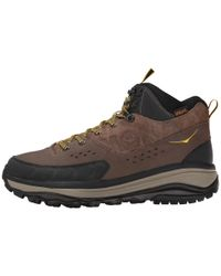 Hoka One One | Brown Tor Summit Mid Wp for Men | Lyst