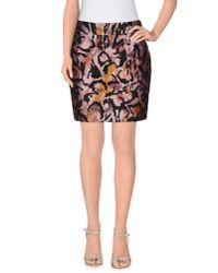 Tom Ford | Black Mini Skirt | Lyst