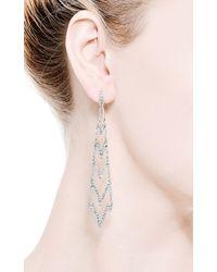 Stephen Webster Metallic Lady Stardust Long Earrings