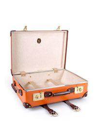 """Globe-Trotter - Centenary 21"""" Trolley Case - Orange - Lyst"""