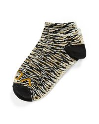 Volcom | Blue 'runaway' Ankle Socks | Lyst