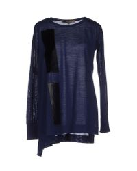 Space Style Concept | Blue Jumper | Lyst