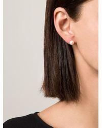 Nektar De Stagni   Black Pearl & Onyx Earrings   Lyst