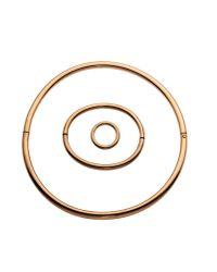 Maison Margiela | Metallic Necklace | Lyst