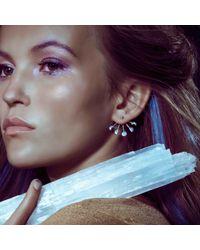 Pamela Love | Metallic Moonphase Ear Jacket | Lyst