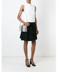 Gedebe Black 'clicky' Cross Body Bag
