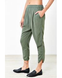 Silence + Noise | Green Blaire Jogger Pant | Lyst