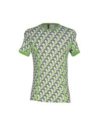 John Galliano - Green T-shirt for Men - Lyst