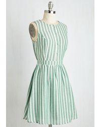 Moon Collection - Green Barnhouse Bash Dress - Lyst