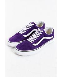 Vans - Purple Old Skool Color Pop Sneaker for Men - Lyst
