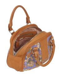 John Galliano - Brown Handbag - Lyst