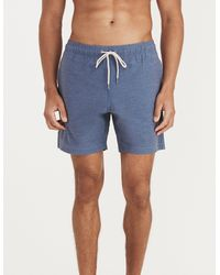 Faherty Brand - Blue Beacon Trunk for Men - Lyst