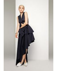 Fame & Partners Blue Merille Two Piece