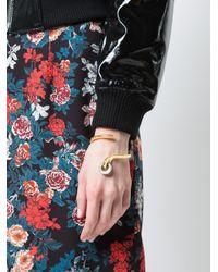 Charlotte Chesnais Metallic Spiral Bracelet