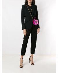 Mini sac porté épaule Dévotion Dolce & Gabbana en coloris Pink