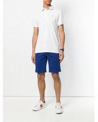 Hackett - White Classic Polo Shirt for Men - Lyst