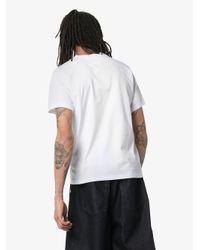 T-shirt à imprimé graphique KENZO pour homme en coloris White