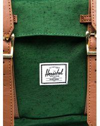 Рюкзак С Ремешками На Пряжках Herschel Supply Co., цвет: Green
