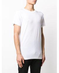 メンズ John Elliott クルーネック Tシャツ White
