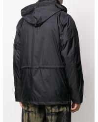 メンズ Junya Watanabe パデッドジャケット Black