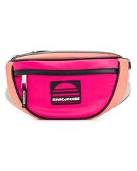 Marc Jacobs Pink Sport Belt Bag