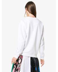 Mary Katrantzou Saker スウェットシャツ White