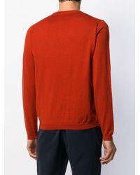 メンズ Sun 68 クルーネック セーター Multicolor